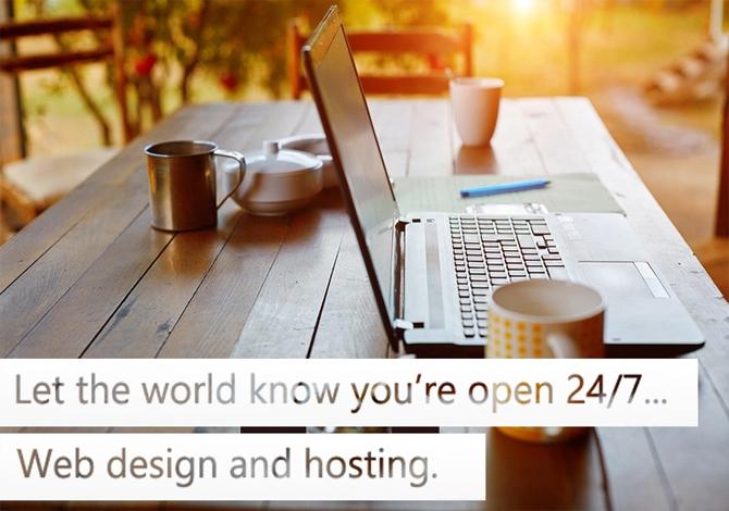 Web Design - Big Hits Digital Media